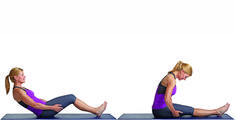 Master The Teaser: The Pilates Move For A Flat Belly - Prevention.com