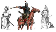 Chinese Weapons, Golden Horde, Medieval Armor, Iron Age, Central Asia, Middle Ages, Collection, History, Africa