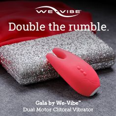 Gala by We-Vibe - A Clitoral Vibrator, We-Vibe Gala Clitoral Vibrator open box