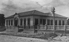 Pavilhão da Casa da Criança. 1948. Manaus. Acervo: Moacir Andrade.