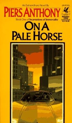 piers anthony on a pale horse