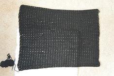 V Stitch Easy Crochet Sweater Pattern
