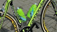 Pro bike  Ruben Zepuntke s Cannondale Synapse