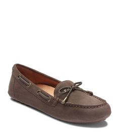 be9a315543e2 Vionic Virginia Leather Moccasin Loafers