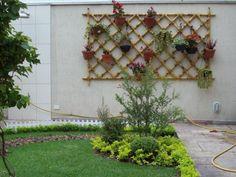 decoraçao jardim inverno bambu - Pesquisa Google