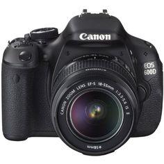 Canon EOS 600D - Cámara Réflex Digital 18.7 MP (Objetivos 18-55 IS Ii + 55-250 IS) B005E0G0C8 - http://www.comprartabletas.es/canon-eos-600d-camara-reflex-digital-18-7-mp-objetivos-18-55-is-ii-55-250-is-b005e0g0c8.html