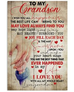 Boy Quotes, Family Quotes, Cute Quotes, Funny Quotes, Grandson Quotes, Quotes About Grandchildren, My Children Quotes, Quotes For Kids, Beautiful Family