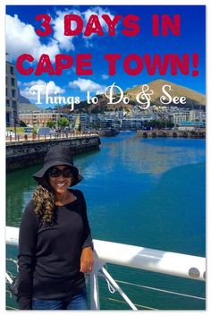 3 Days in Cape Town: Things to Do & See! A list of the most popular attractions in this beautiful South African city!