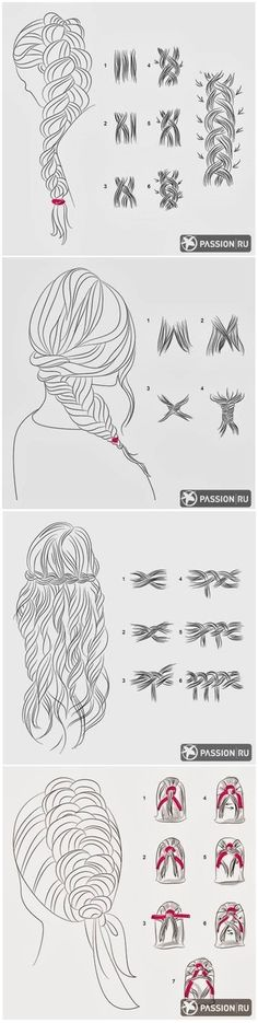 Pin de Kathryn Davis en Hair designs | Pinterest