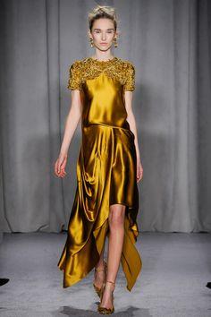 Marchesa fashion collection, autumn/winter 2014