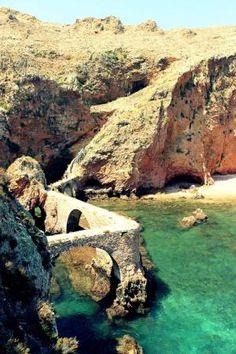 Berlengas, Peniche - Portugal by minerva