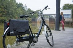 """FastRider Double Bicycle Bag """"Argo"""""""
