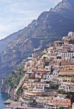 Falling in Love with Positano on Italy's Beautiful Amalfi Coast