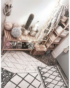 55 Comfy Decoration To Apply Asap - Home Decoration - Interior Design Ideas My New Room, My Room, Deco Studio, Home And Deco, House Rooms, Cozy House, Home And Living, Diy Home Decor, Bedroom Decor