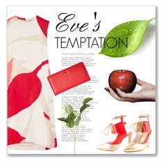 """Eve's temptation"" by sheryl-lee ❤ liked on Polyvore featuring Alepel, Marni, OKA and Kate Spade"