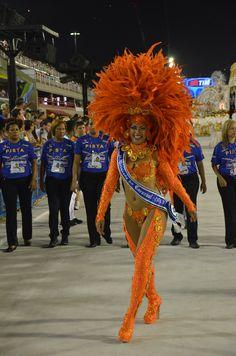 2ª Princesa do Carnaval 2013 - Foto: Alexandre Macieira | Riotur
