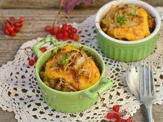 Chicken Potato Casserole