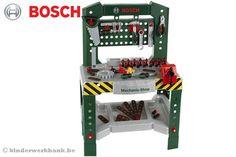 Bosch Mechanic Shop | Kinderwerkbank.be