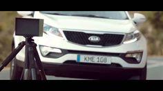Achtung, Blitzer!  Das neue Kia Sportage Video, frisch von unserem YouTube Channel: