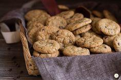 Cookies Americani -  biscotti al cioccolato