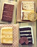 Flavored Cakes by the Slice - Recipes, Crafts, Home Décor and More | Martha Stewart