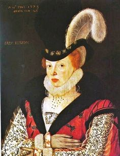 George Gower (1540-1596), Lady Kytson 1573