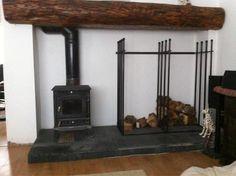 Wood Burner Wood Burner, Sticks And Stones, Historic Homes, Metal Working, Restoration, Home Appliances, Conservatory, Fire, Historic Houses