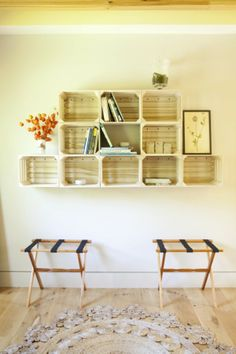 Ways to Re purpose Old Wine Crates 600x901  How to repurpose old wine crates