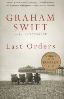 Books and Quilts: Last Orders by Graham Swift