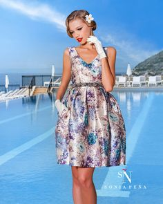 Um de meus vestidos favoritos de Sonia Peña . Ref: 1160079