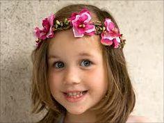 flower girl wreath - Google Search