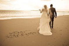 Beach wedding!!