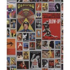 Art of the Modern Movie Poster: International Postwar Style and Design (Hardcover)  http://www.amazon.com/dp/0811861716/?tag=helhyd-20  0811861716