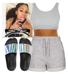 """""""✌✌✌"""" by gxldenqueen ❤ liked on Polyvore featuring Topshop and Aéropostale"""