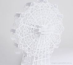 pop-up paper ferris wheel x