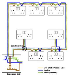 switch wiring diagram nz bathroom electrical click for bigger rh pinterest com Light Switch Wiring Diagram Basic Light Wiring Diagrams