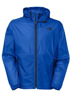 M Cyclone Hoodie in Monster Blue by The North Face
