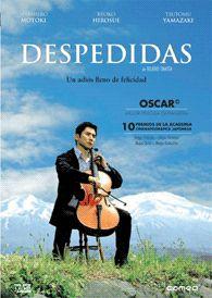 Despedidas (2008) Xapón. Dir.: Yojiro Takita. Drama. Antropoloxía. Vellez – DVD CINE 1686