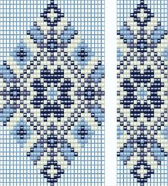 off loom beading stitches Seed Bead Patterns, Peyote Patterns, Weaving Patterns, Cross Stitch Patterns, Cross Stitches, Bead Loom Bracelets, Beaded Bracelet Patterns, Bead Loom Designs, Mochila Crochet