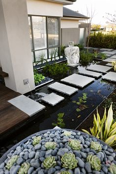 Webb & Brown-Neaves Southern River | Tim Davies Landscaping #landscaping #waterfeature