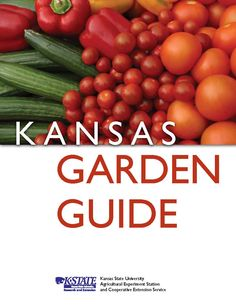 If you are in Kansas and you grow things, you need this! It's free online!