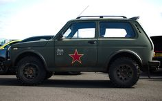 Lada Niva | por FurLined