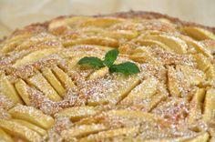 Leckeres Rezept für saftigen Apfelkuchen