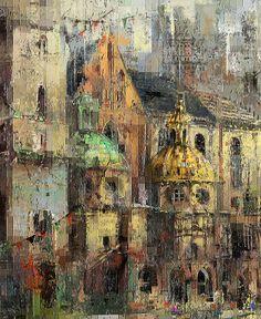 Par Def : Photo Study, Oil, Architecture, Painting, Arquitetura, Studio, Painting Art, Paintings, Studying