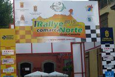 TIEMPO DE DEPORTE: Se pone en marcha el 2º Rally Comarca Norte de G.C...