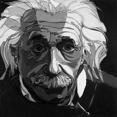 Albert Einstein for his curiosity, humor and persistence.