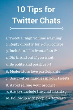 #Twitter Chats 101: A Step by Step Guide to Hosting or Joining a Twitter Chat