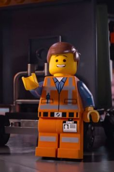 The making of the Lego movie was more dramatic than we thought.