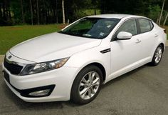 1. Kia Optima LX 2013 — TOP10 Cheapest 2013 Mid-Size Cars in U.S.)