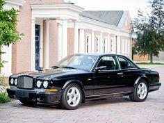 Bentley Continental T (1996 – 2002).